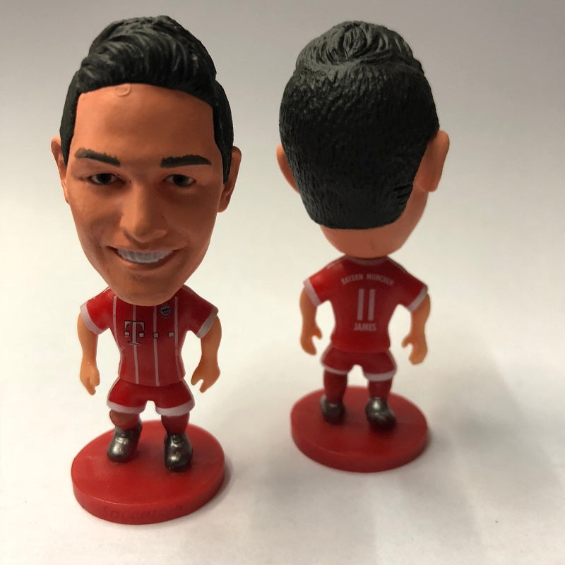 James Bayern Munich Figurine