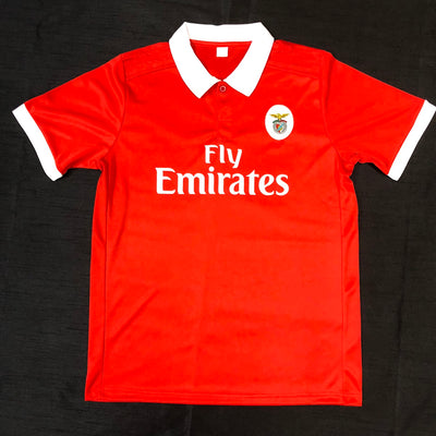 Benfica 2017/18 Home Shirt ~ Replica Version