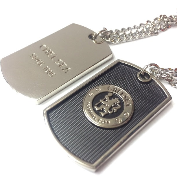 Chelsea Dog Tag Necklace