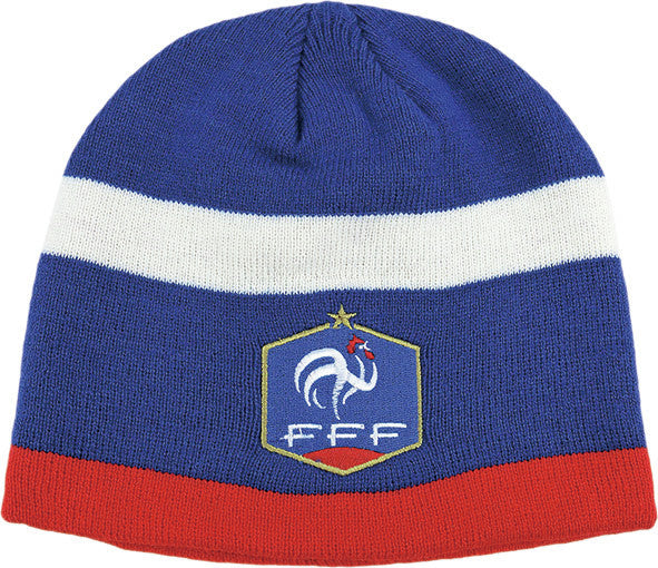 France Embroidered Beanie