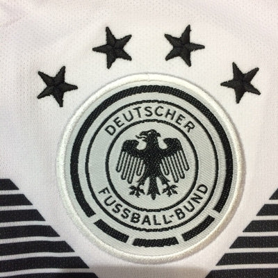 Germany World Cup 2018 Home Shirt ~ Replica Version