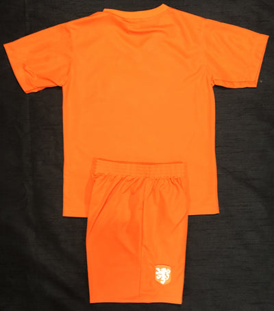 HOLLAND HOME WC2014 KIDS 2-PIECE SOCCER SET