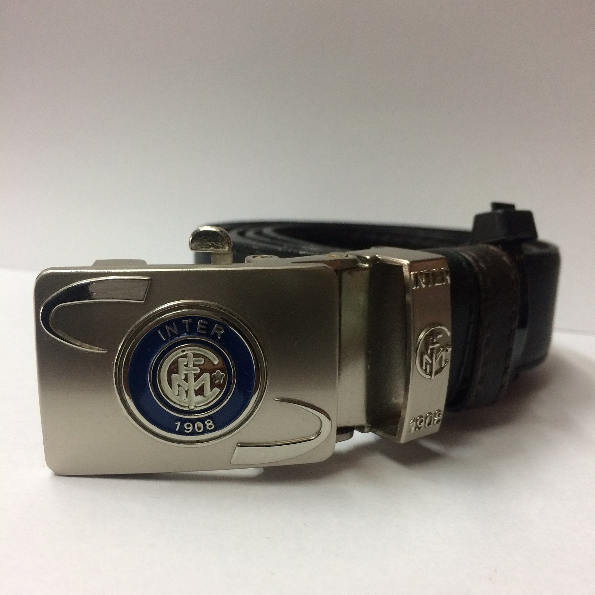 Inter Milan Men's Dress Belt