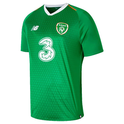 Republic of Ireland Home Shirt WC2018 Official New Balance