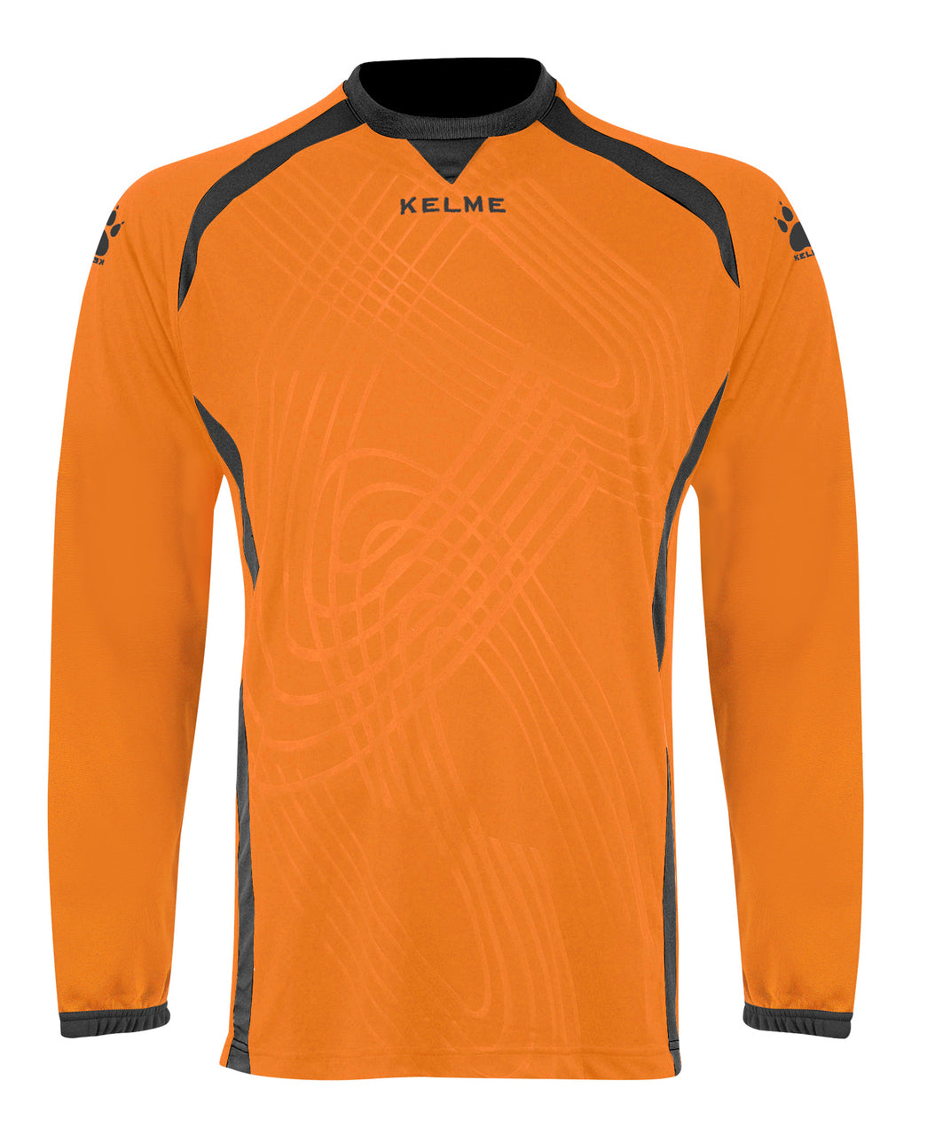 Kelme Attack Orange Goalkeeper Jersey - Adult