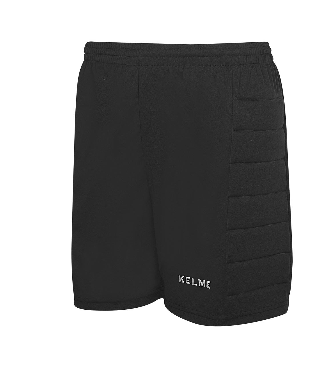 Kelme Attack Padded Goalkeeper Shorts Youth - Black