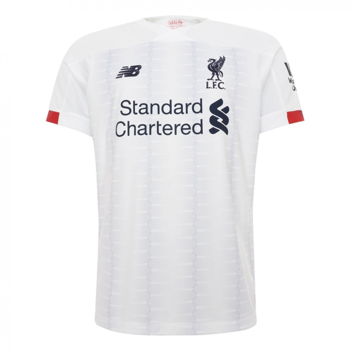 Liverpool Official New Balance Away Shirt 2019/20