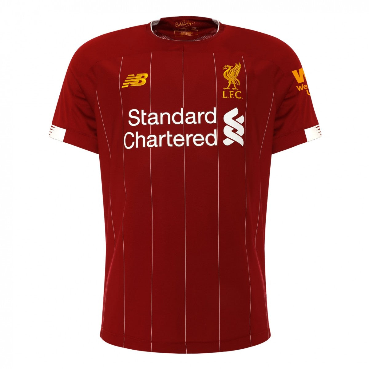 Liverpool Official New Balance Home Shirt 2019/20