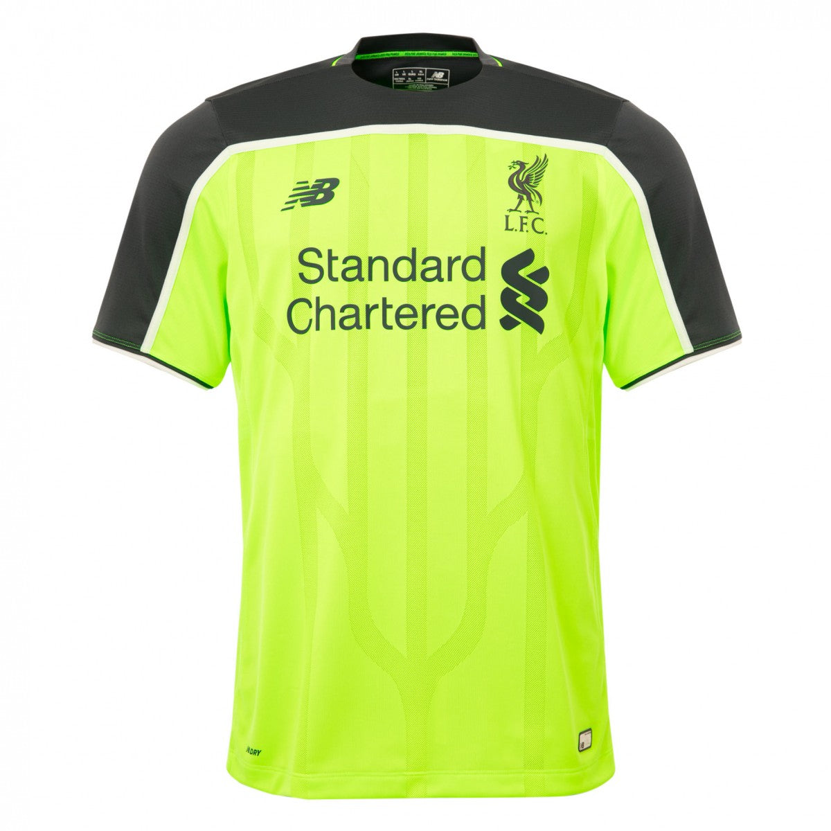 Liverpool Official New Balance Third Shirt 2016/17