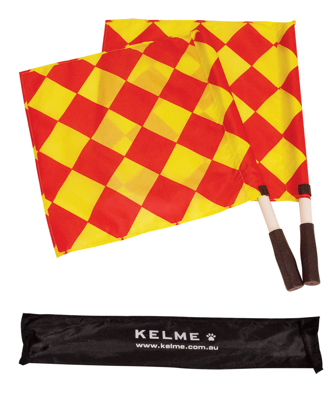 Assistant Referee/Linesman Flag Set