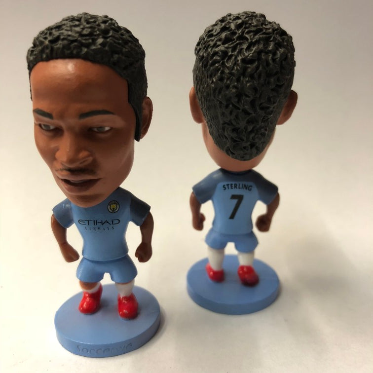 Sterling Manchester City Figurine