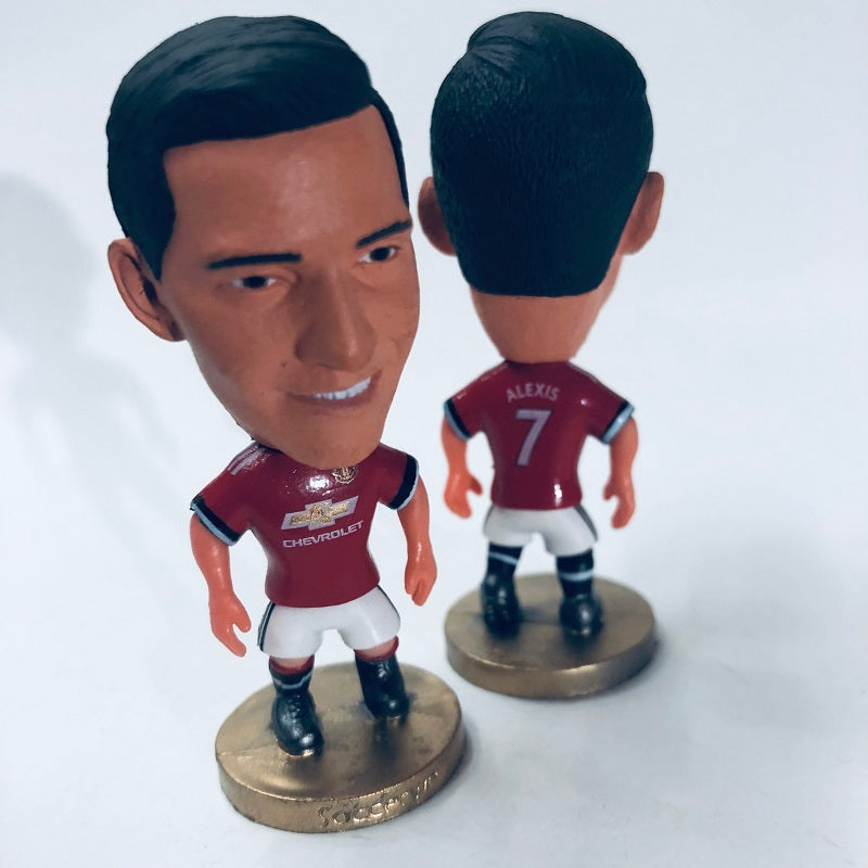Alexis Manchester United Figurine