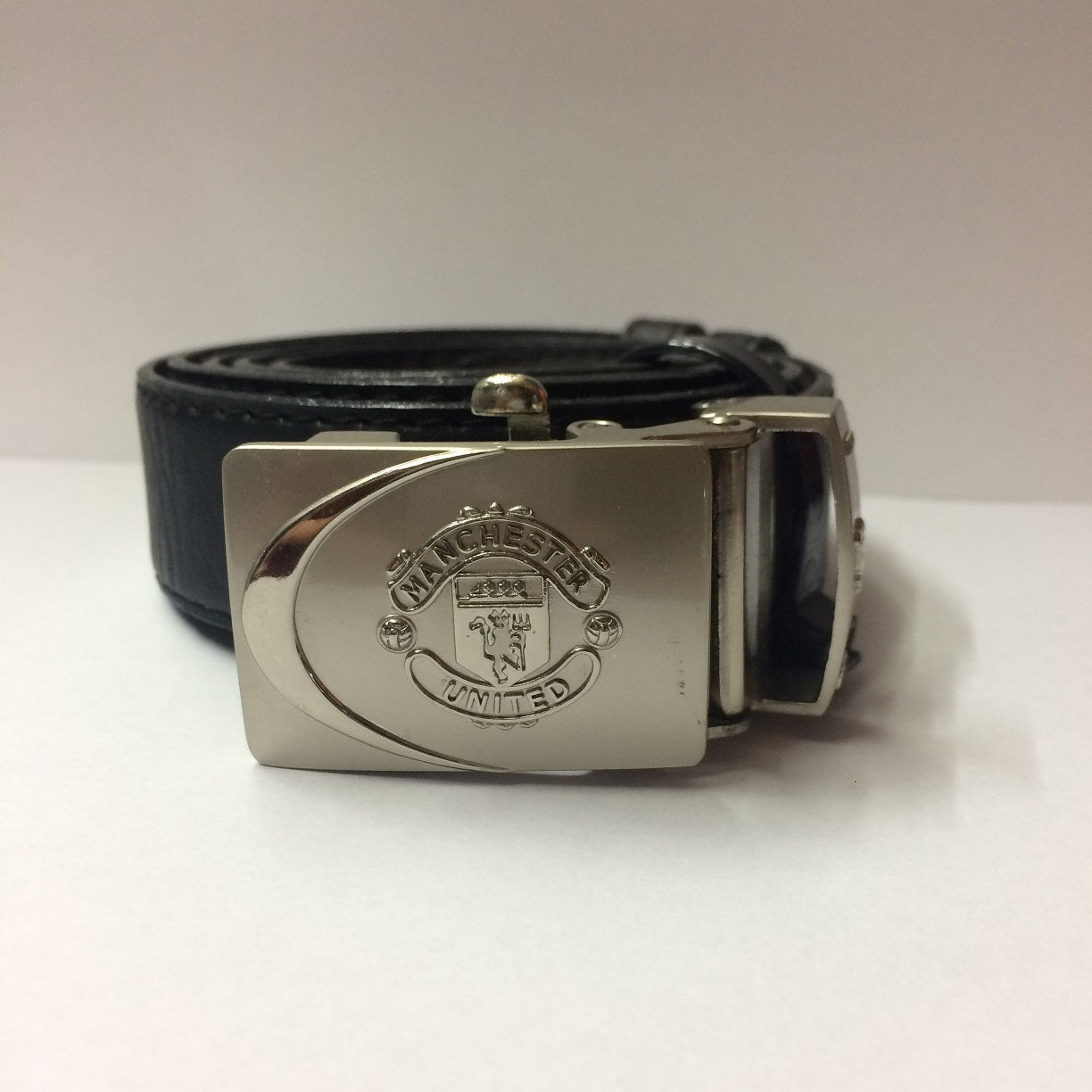 Manchester United Men's Dress Belt