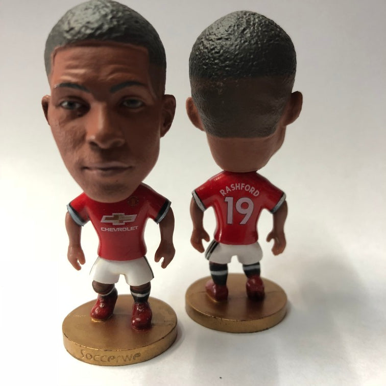 Rashford Manchester United Figurine