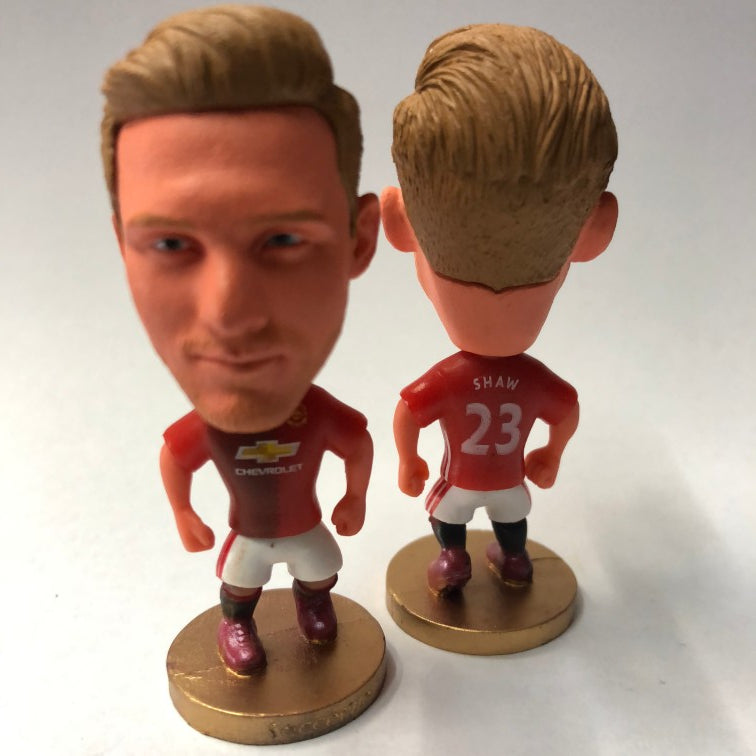 Shaw Manchester United Figurine