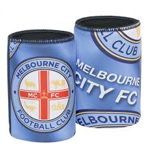 Melbourne City Stubby Holder