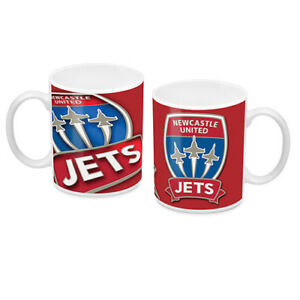 Newcastle Jets Coffee Mug
