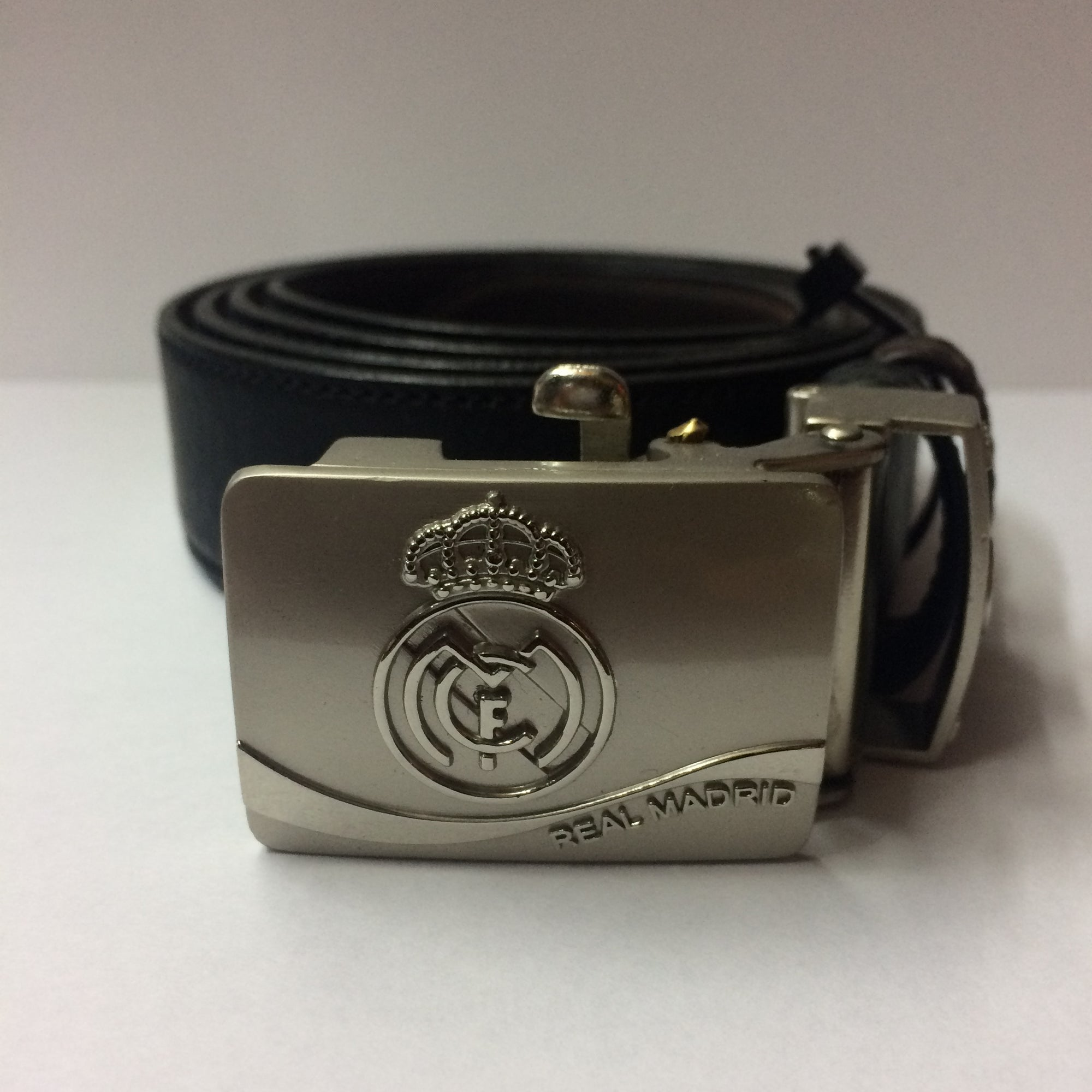 Real Madrid Men's Dress Belt
