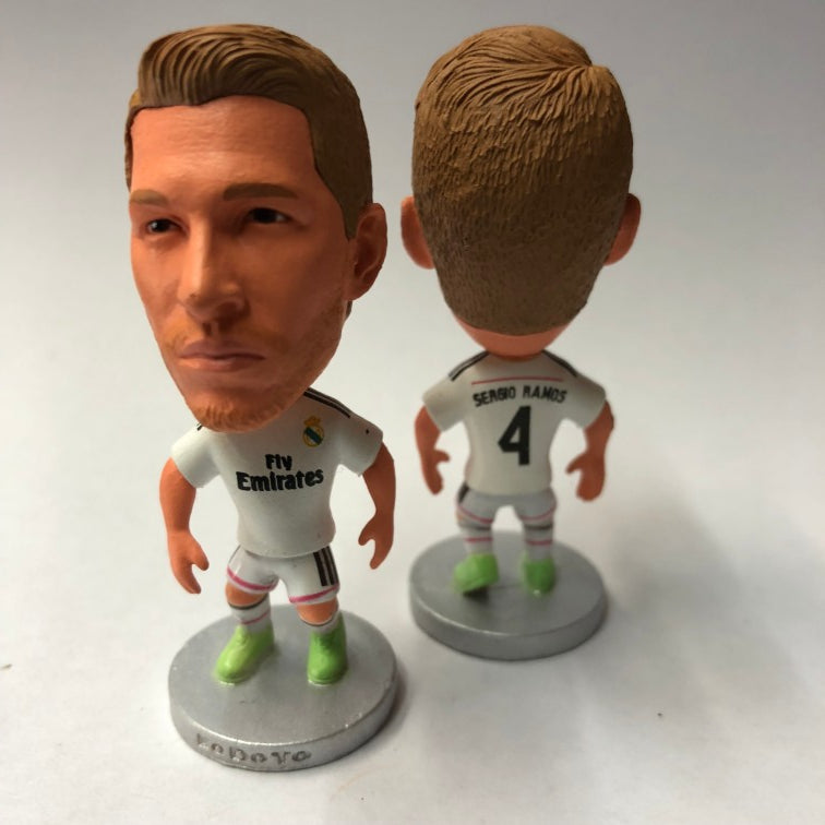 Sergio Ramos Real Madrid Figurine