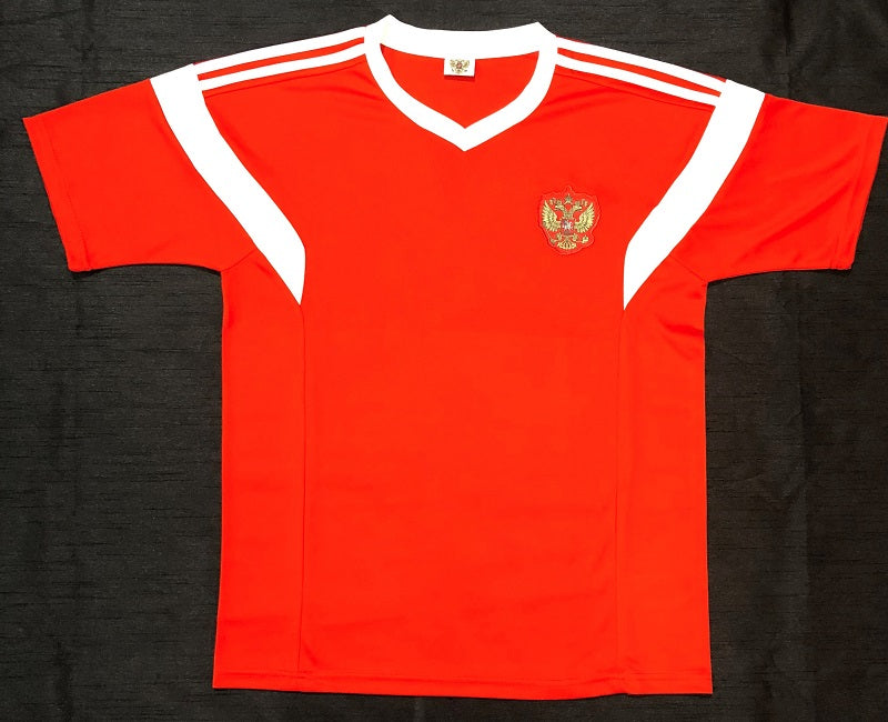 Russia World Cup 2018 Home Shirt ~ Replica Version