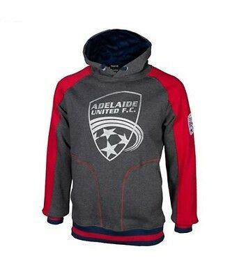 Adelaide United Mens Hoody