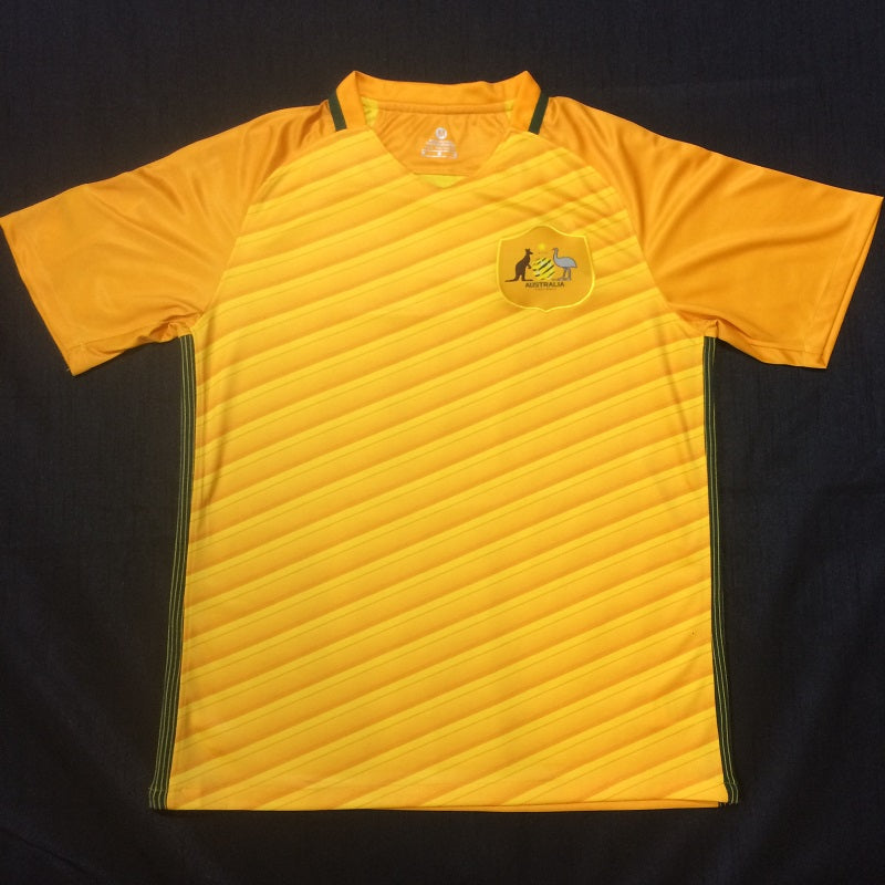 Socceroo REPLICA Adult Home Shirt 2016/17