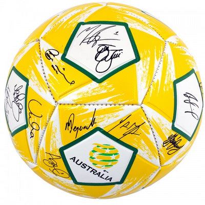 Socceroos Signature Ball Size 5