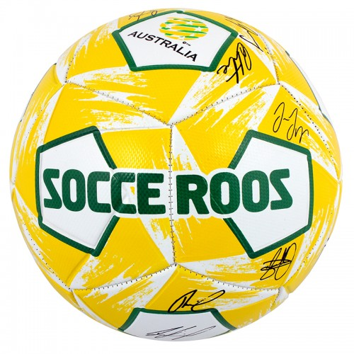 Socceroos Signature Ball Size 1