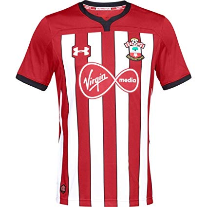 Southampton Home 2018/19 Adult Shirt ~ Official Under Armour