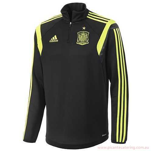 Spain Adidas World Cup Track Top