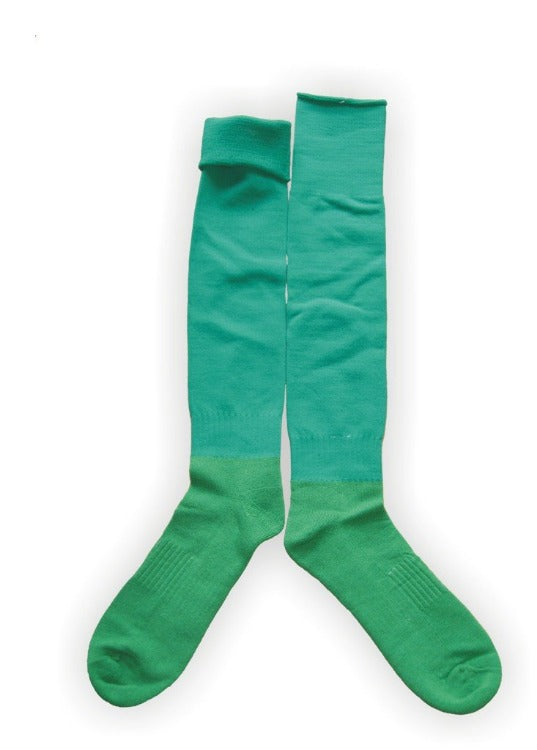Soccer Socks ~ Emerald Green