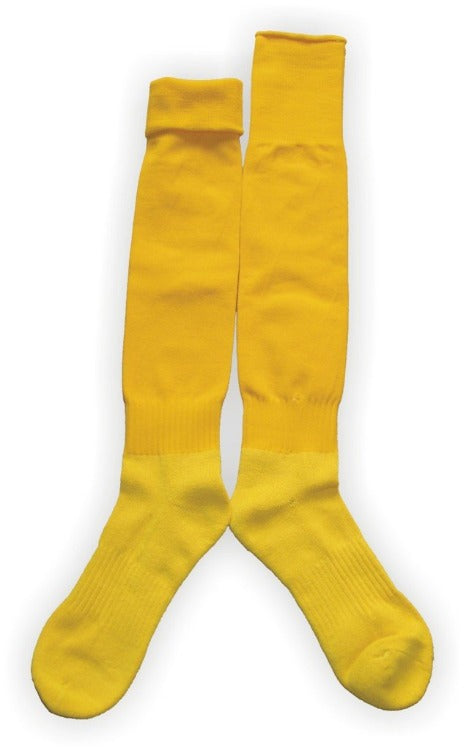 Soccer Socks ~ Gold