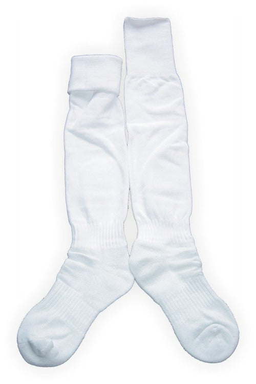 Soccer Socks White