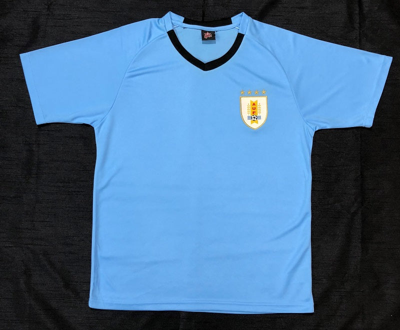 Uruguay World Cup 2018 Home Shirt ~ Replica Version
