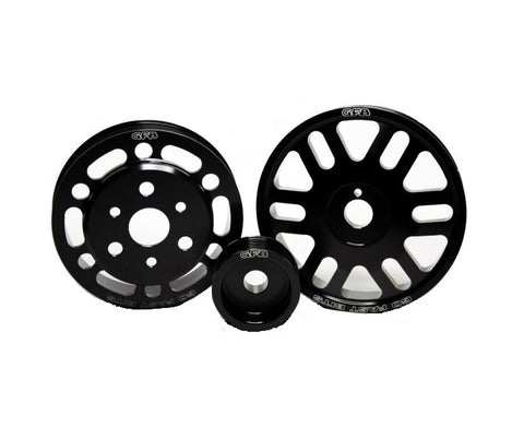 GFB LIGHTENED UNDERDRIVE PULLEY KIT (BRZ/86)