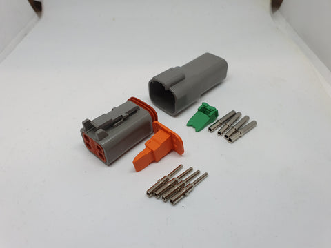 DEUTSCH DT 4-WAY CONNECTOR KIT