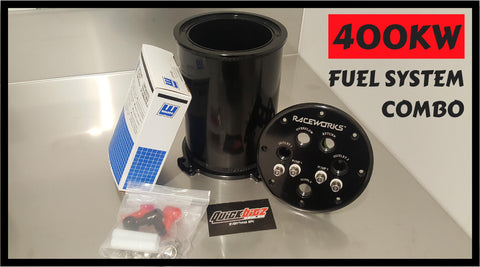 400KW(E85) IN-TANK PUMP SURGE TANK DEAL