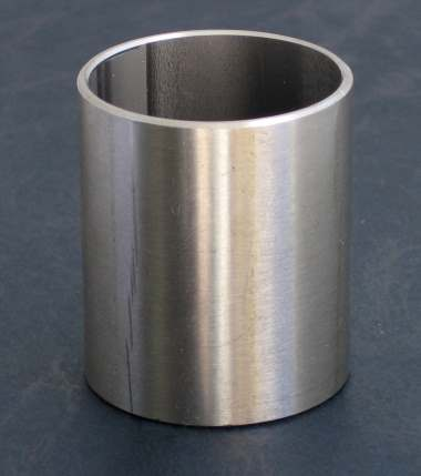 "GFB 38mm (1.5"") STAINLESS WELD-ON ADAPTOR"