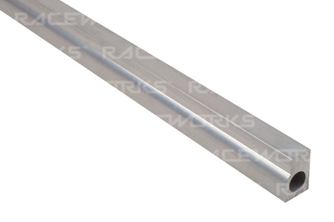 RACEWORKS BARE RAIL EXTRUSION C-SERIES 600MM 6CYL - Quickbitz