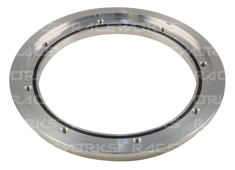 RACEWORKS Aluminium Weld Ring With O-ring (suits ALY-086BK) - Quickbitz
