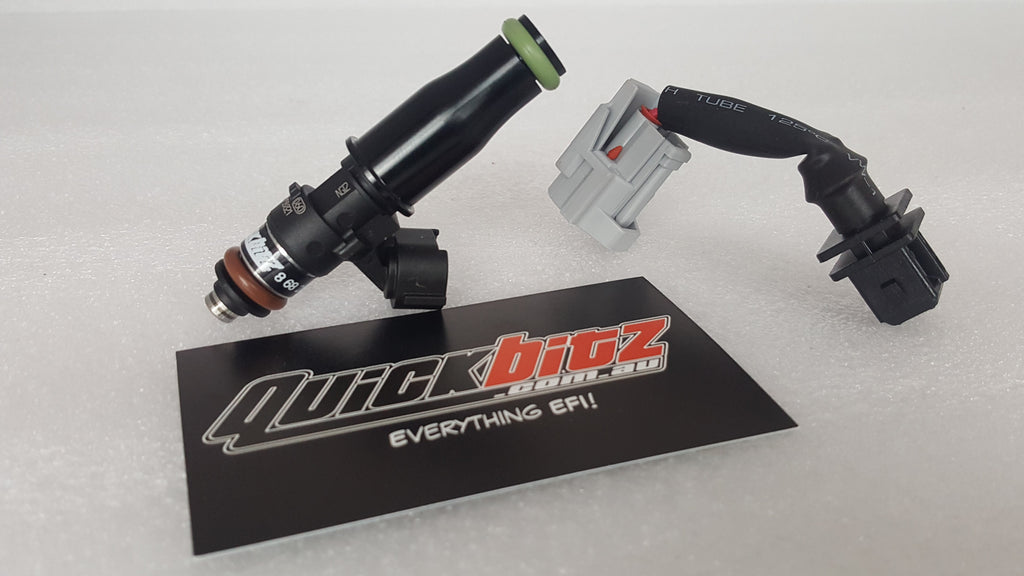 Bosch 2200cc Flow Matched Injector Set For Ford Falcon BA & BF - XR6 Turbo