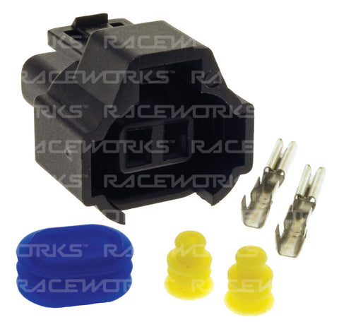 RACEWORKS DENSO MULTI-FIT LUG INJECTOR CONNECTOR - Quickbitz