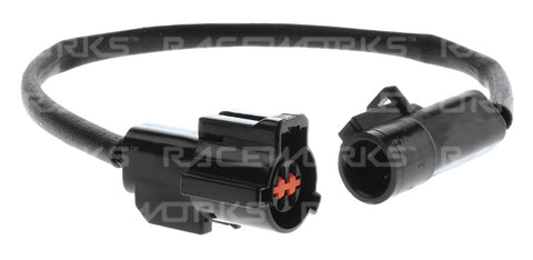 RACEWORKS OXYGEN SENSOR LOOM EXTENSION FALCON PLUG 390mm - Quickbitz
