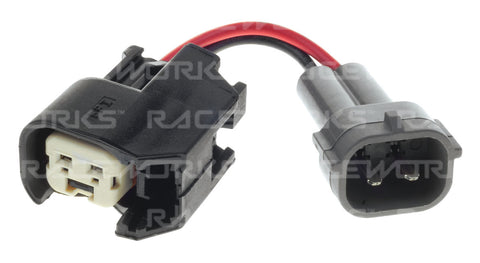 RACEWORKS ADAPTER USCAR INJECTOR - DENSO HARNESS (wired) - Quickbitz