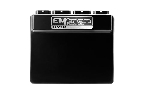 Emtron KV12 ECU Black ECU Only