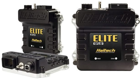 HT-150702 Elite 950 + Basic Universal Wire-in Harness Kit - Quickbitz
