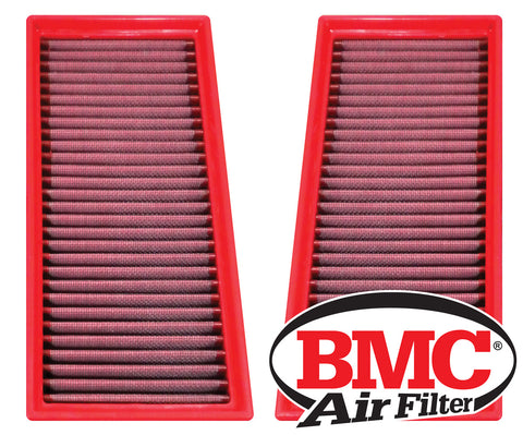 BMC AIR FILTER MERCEDES C CLASS AMG (FULL KIT OF 2 FILTERS)
