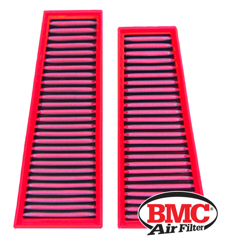 BMC AIR FILTER MERCEDES E63 AMG - Full Kit Of 2 Filters