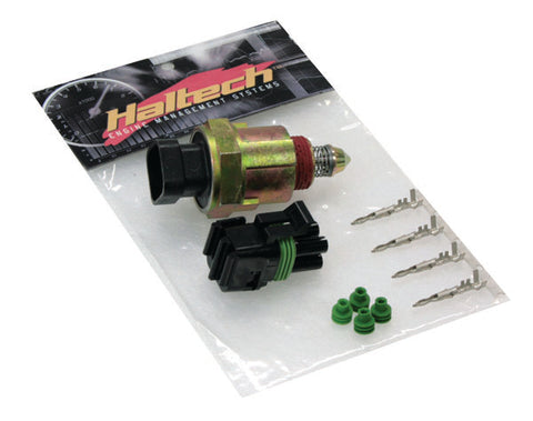 Idle Air Control Motor - Screw-in -inc plug and pins - Quickbitz