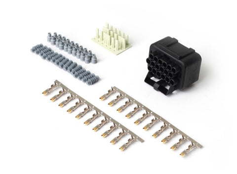 CDI CON008 18 Way Connector Plug & Pins Kit - Quickbitz